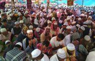 আখেরী মোনাজাতের মধ্যে দিয়ে শেষ হল টাঙ্গাইলে ৩দিন ব্যাপী ইজতেমা
