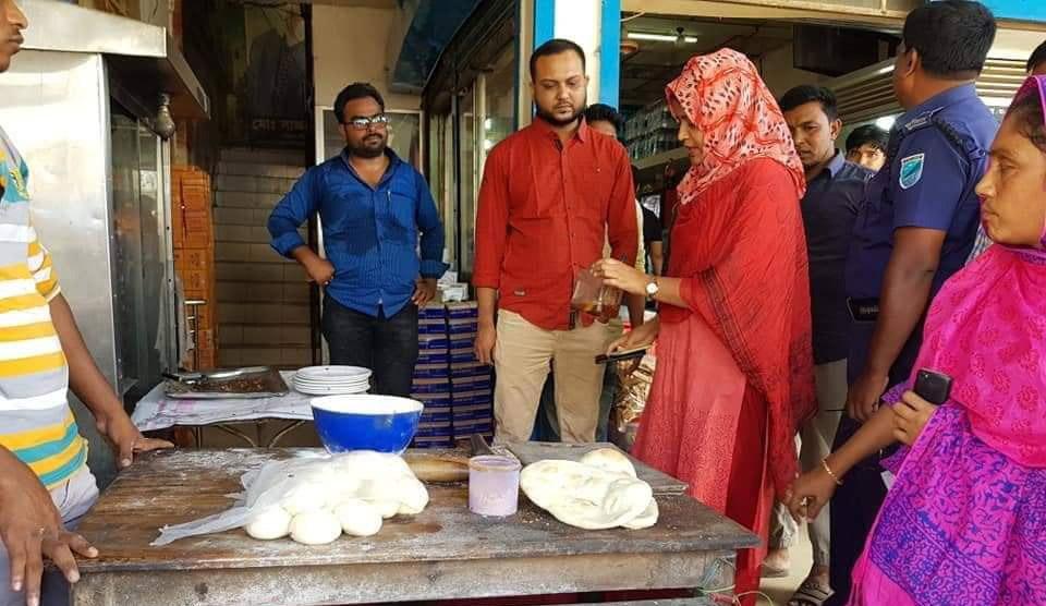 সখীপুরে ৪ ব্যবসা প্রতিষ্ঠানে ৯০হাজার টাকা জরিমানা