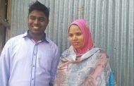 প্রেমের টানে নেপালী তরুণী সখীপুরে : হিন্দু থেকে ইসলাম ধর্ম গ্রহণ করে বিয়ে