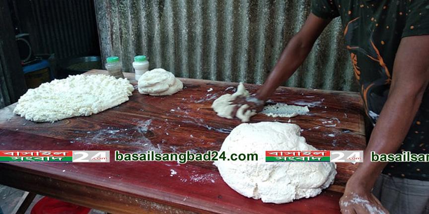 বাসাইলের বিলপাড়ায় ৩ মিষ্টির দোকানে জরিমানা