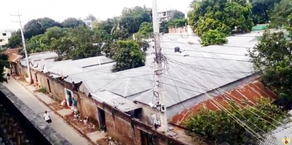 টাঙ্গাইলে যৌনপল্লী লকডাউন