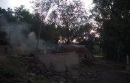 মির্জাপুরে ৩০টি অবৈধ কয়লার চুল্লি ধ্বংস