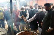 কালিহাতীতে শোক দিবসে আ. লীগ নেতা রাজুর উদ্যোগে গণভোজ