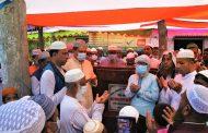 দক্ষিণ বেতডোবা বায়তুল ফালাহ্ জামে মসজিদের ভিত্তিপ্রস্তর স্থাপন