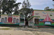 করোনার বন্ধেও নাগরপুরে নিজের স্কুল সাজিয়েছেন দপ্তরী হারুন