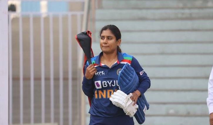 ১০ হাজারি ক্লাবে প্রথম নারী ক্রিকেটারকে পেলো ভারত