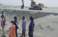 ভূঞাপুরে অবৈধভাবে বালু কেটে বিক্রির দায়ে ১১ জনের কারাদন্ড