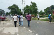 টাঙ্গাইলে দুই পৌরসভায় সাত দিনের কঠোর বিধিনিষেধ চলছে