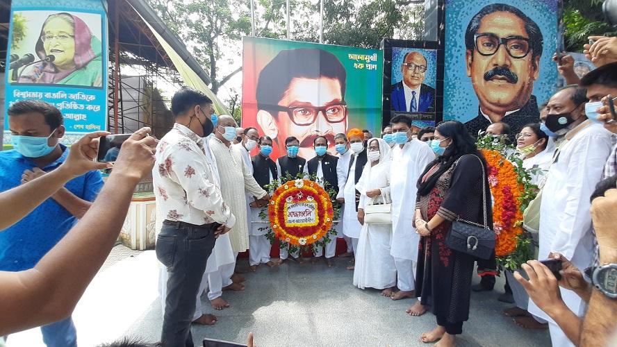 টাঙ্গাইলে মুক্তিযুদ্ধের অন্যতম সংগঠক শেখ কামালের জন্মদিন পালিত