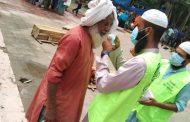 বাসাইলে ইসলামী শাসনতন্ত্র ছাত্র আন্দোলনের মাস্ক বিতরণ