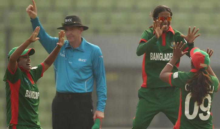 জিম্বাবুয়ে সফর দিয়ে আন্তর্জাতিক ক্রিকেটে ফিরছেন সালমারা